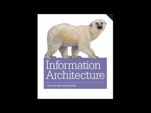information architecture for the world wide web 4th edition recap