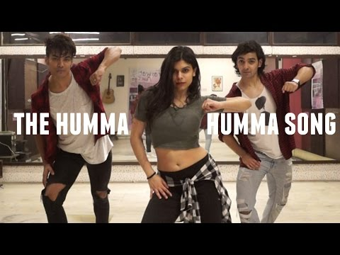 The Humma Song Dance Routine | OK Jaanu...