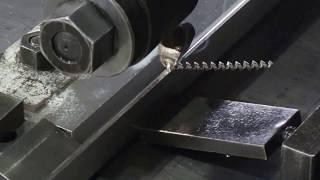 プレーナー加工(薄肉難削材)SUS316L 切削加工 #機械加工