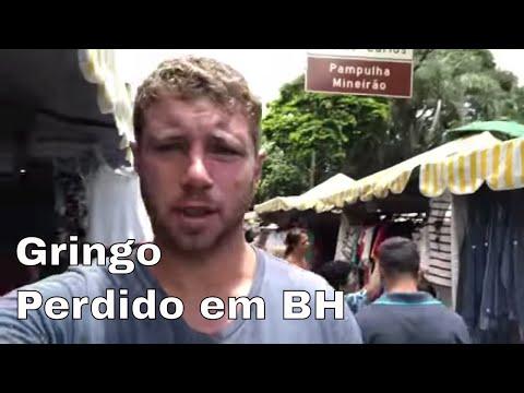 Belo Horizonte: GRINGO Perdido na Feira Hippe| Tim Explica