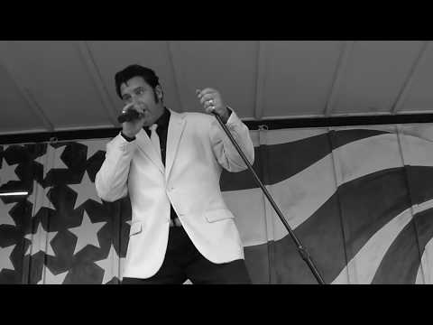 All Shook Up - Terry Buchwald at the Car and Cycle Show 6-3-18