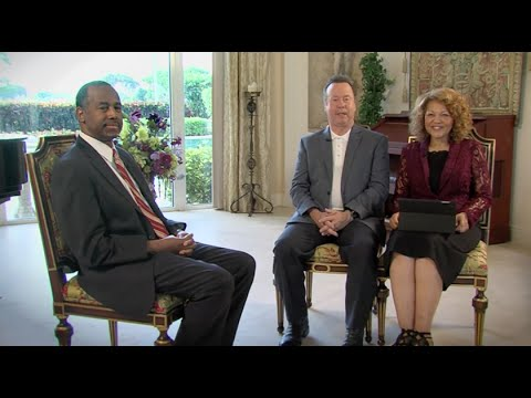 Dr. Ben Carson: on life, religion and politics