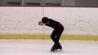 Nathan Chen - 2010 Pacific Coast Sectionals