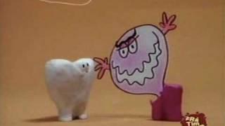 Castelo Ra Tim Bum - Ratinho - Escovando os Dentes