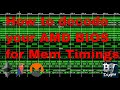 How to decode your AMD BIOS to raw timing for AMD Tweaker Tool