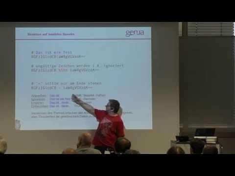 gpw2016 Steffen Ullrich - Probleme bei der Inhaltsanalyse mit typischen Perl Modulen