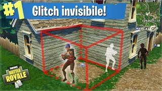 NEW GLITCH INVISIBILITY on FORTNITE!😱 BUG IMMORTALITY to CONSORSED ( PS4 XBOX PC IPHONE )