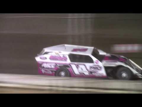 Amanda Stiffler @ Sharon Speedway 6 18 16