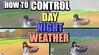 How To Control Day/night & All Weather In Pokemon Sword And Shield
