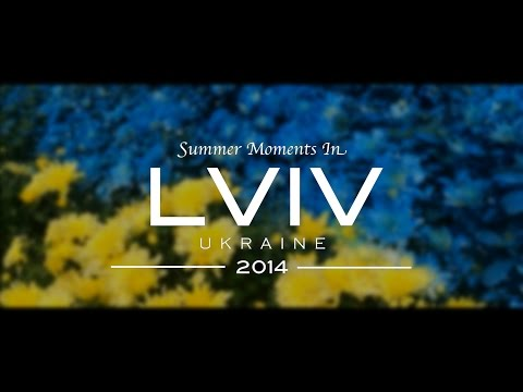 Summer Moments In Lviv, Ukraine