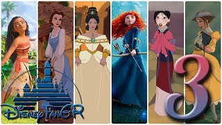 Τα Φορέματα της Disney 3