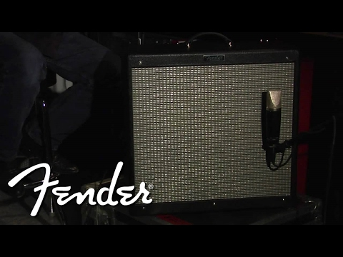 FENDER® HOT ROD DEVILLE™ 410 III + BLUESBIRD™ |