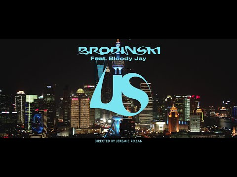 "Shanghai Gets Surreal in Brodinski's Video for ""Us"" Featuring Bloody Jay"