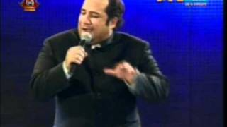 Rahet Fateh Ali Khan  PTV Award 2010 (O RE PIYA)