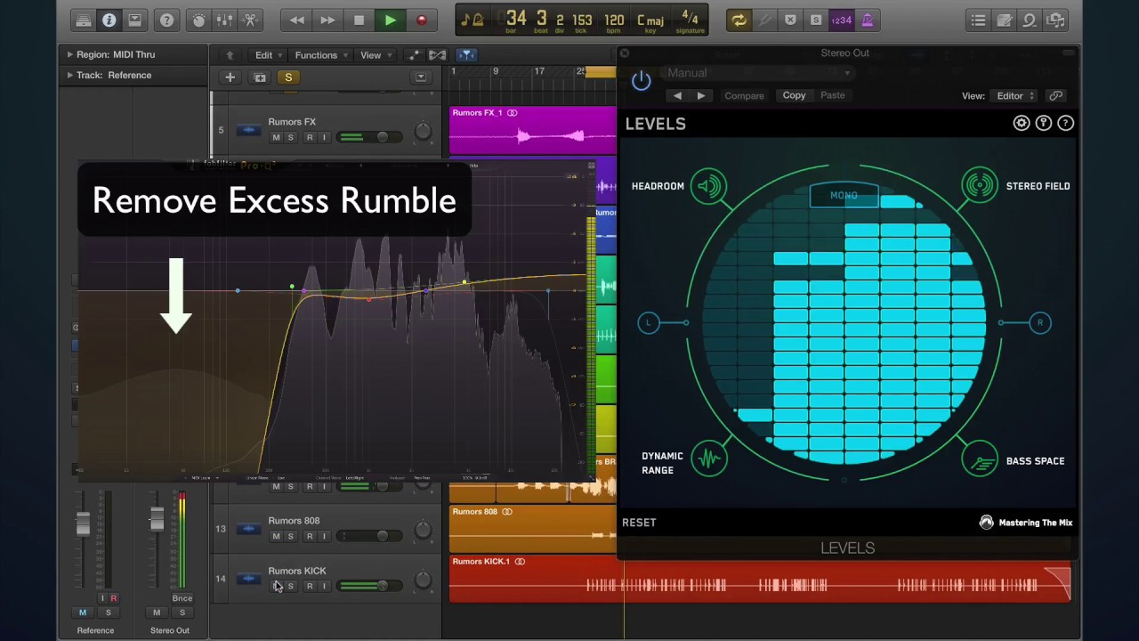 Mixing Sub Bass | Mastering The Mix