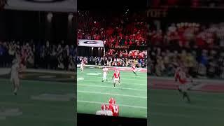 Alabama Crimson Tide winning play