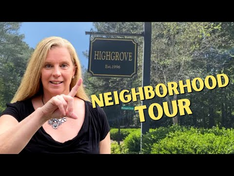 Neighborhood Tour Of Highgrove   Fayetteville GA | Fayette And Peachtree City Homes And Lifestyles