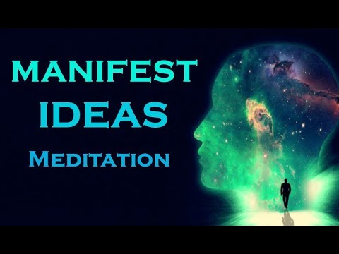IDEA GENERATOR ~ Unbelievable Way to Manifest Brilliant Ideas