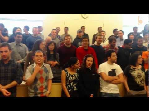 Ross School of Business, Section 5 - MBA Class of 2013 | University of Michigan | Project Draft 1