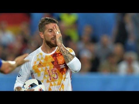 Croatia 2 - 1 Tây Ban Nha | Clip Bàn Thắng EURO 2016