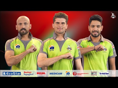 LQ Official Anthem for #HBLPSL 2019