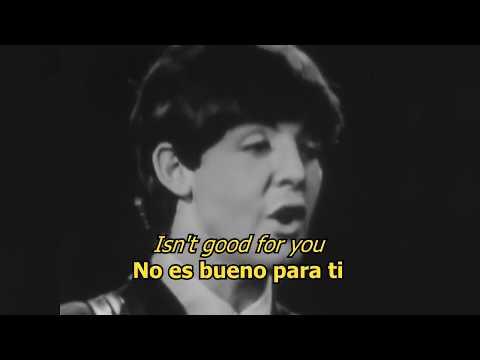 This boy - The Beatles (LYRICS/LETRA) (Live) mp3