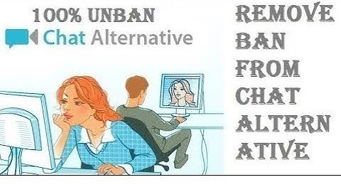 How to Unban Chat Alternative Android or Camsurf  | Remove Ban From Chatroulette