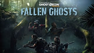 Ghost Recon Fallen Ghosts segunda parte.