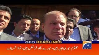Geo Headlines - 10 PM - 24 June 2018
