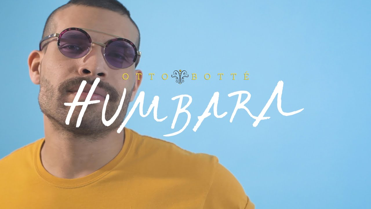 Otto Botté - Humbara (Quarantine Lyric Video)