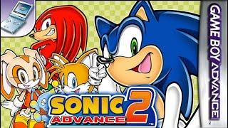 Longplay of Sonic Advance 2
