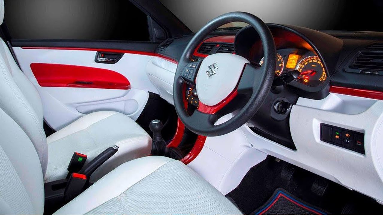 new maruti swift dc design kit modified perfect modification interior and exterior car care tips. Black Bedroom Furniture Sets. Home Design Ideas