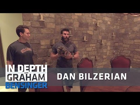 Dan Bilzerian: Tour of my Las Vegas home