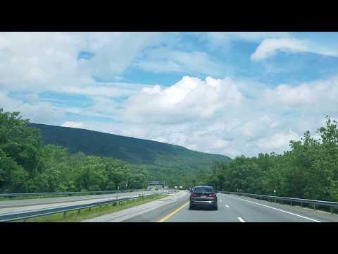 CATSKILLS NEW YORK SCENIC DRIVES - CATSKILL ROAD TRIP - CATSKILLS MOUNTAINS