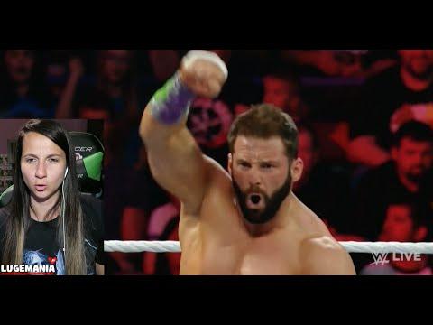 WWE Raw 5/30/16 Rusev vs Zack Ryder