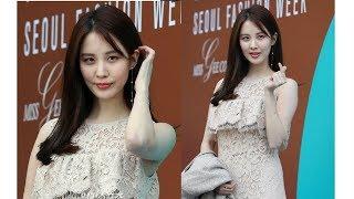 Video 220318 Seo Juhyun at 2018  Hera Seoul Fashion Week #MissGeeCollection download MP3, 3GP, MP4, WEBM, AVI, FLV Juni 2018