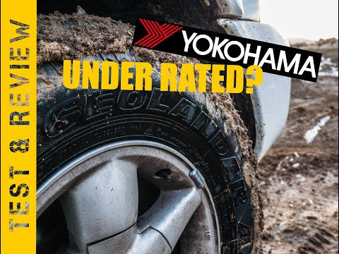 Yokohama Geolander A/T GO15: Real World Test And Review