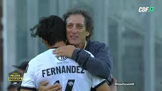 Colo Colo y Chile Sub 23 igualaron sin goles en el Monumental