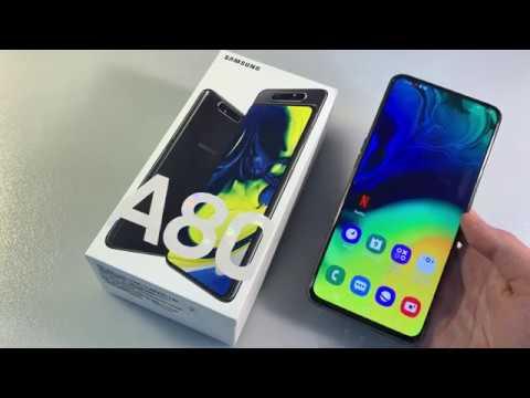 Обзор Samsung Galaxy A80 A805F 8/128GB