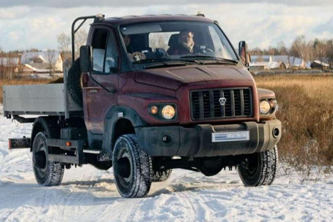 80. GAZ 3307 Next [RUSSIAN SUPER AUTO] - YouTube