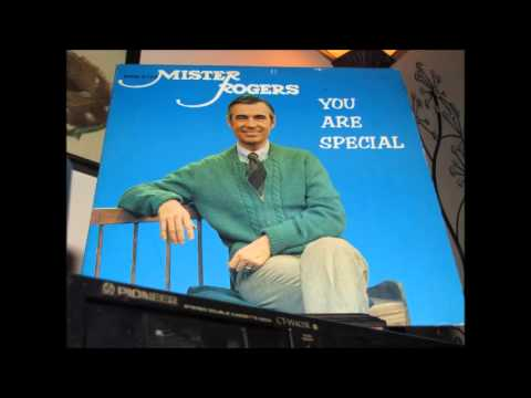 "Vinyl Vault #1 Mister Rogers ""You Are Special"" Full Album"