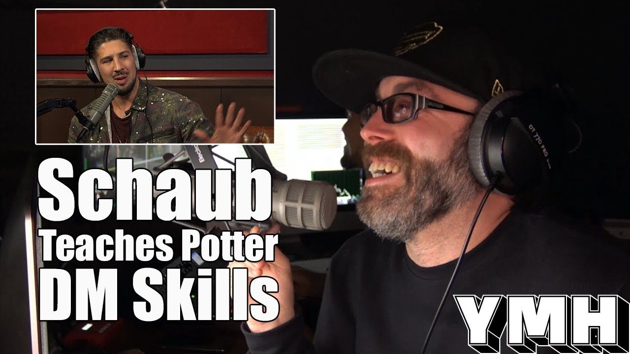 Brendan Schaub Teaches Josh Potter To Dm Ymh Highlight Youtube Looking for a specific video, moment from the podcast, or source of a joke? brendan schaub teaches josh potter to dm ymh highlight