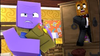Dont Let Thanos Find You - Minecraft Modded Hide And Seek
