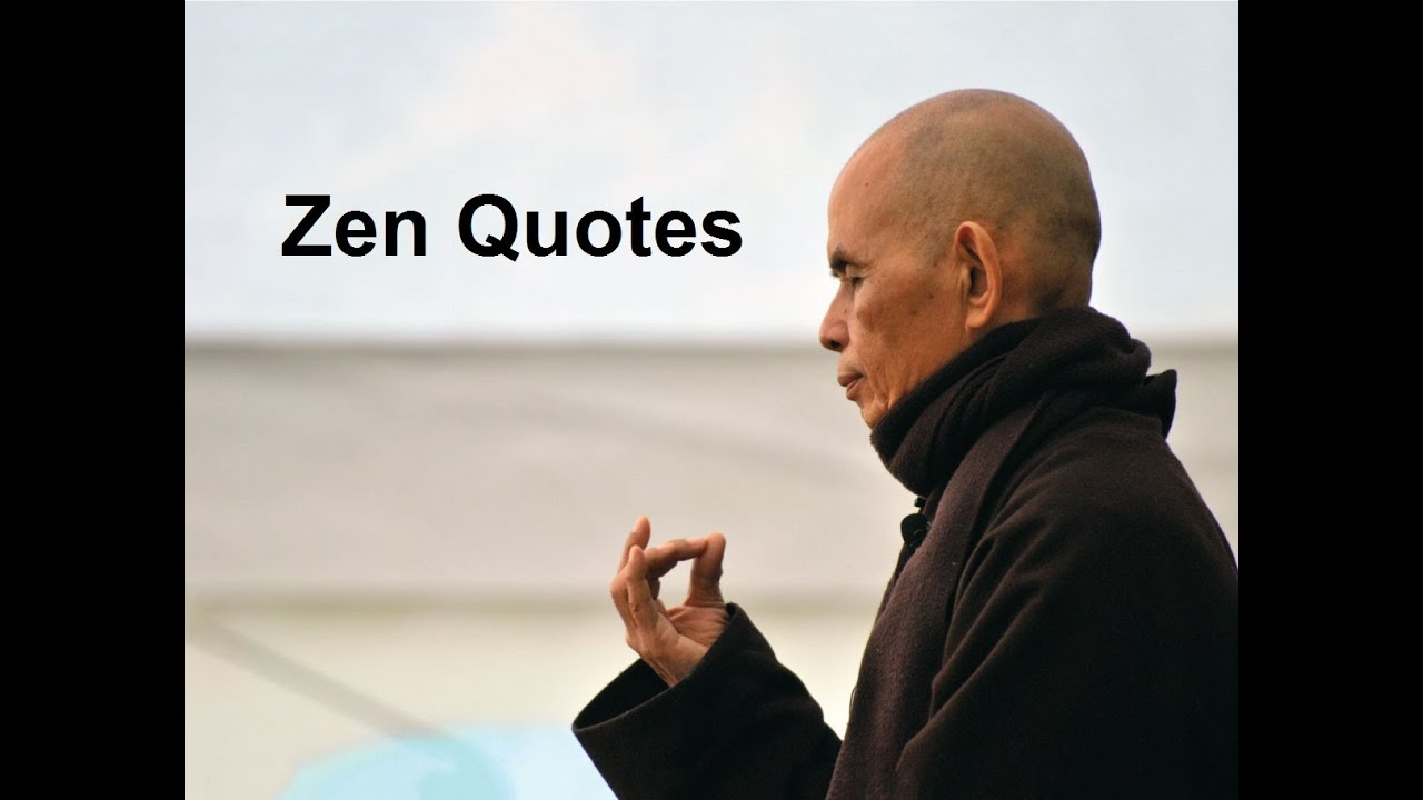 Quotes Zen Zen Quotes 2 Letting Go Youtube