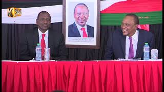 JUBILEE PARTY CRACKS WIDEN: President urged to restore order