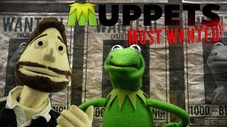 Muppets Most Wanted Movie Review (Belated Media)