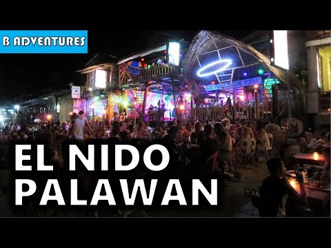 Arriving in El Nido Palawan, Philippines S3, Travel Vlog #55