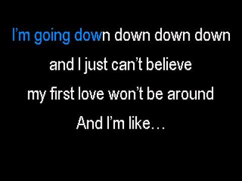 Justin Bieber - Baby (feat. Ludacris) Karaoke.mp4 - YouTube