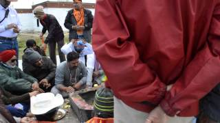 Havan @ Masarovar Lake Part 1: Ganesh Chaturthi 29th Aug 2014