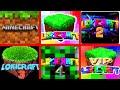 Minecraft VS Lokicraft VS Lokicraft 2 VS Lokicraft 3 VS Lokicraft 4 VS Lokicraft 2020